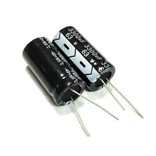 5pcs 63v 3300uf 63volt 3300mfd Electrolytic Capacitor 1835mm Radial