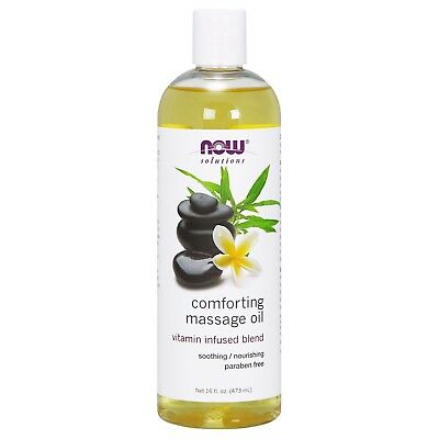 NOW Foods Comforting Massage Oil, 16 fl. oz.