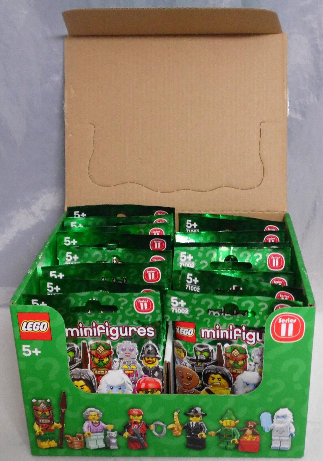 LEGO  71002 personaggi serie 11, 1 set completo = 16 cifra nel display NUOVO  divertiti con uno sconto del 30-50%