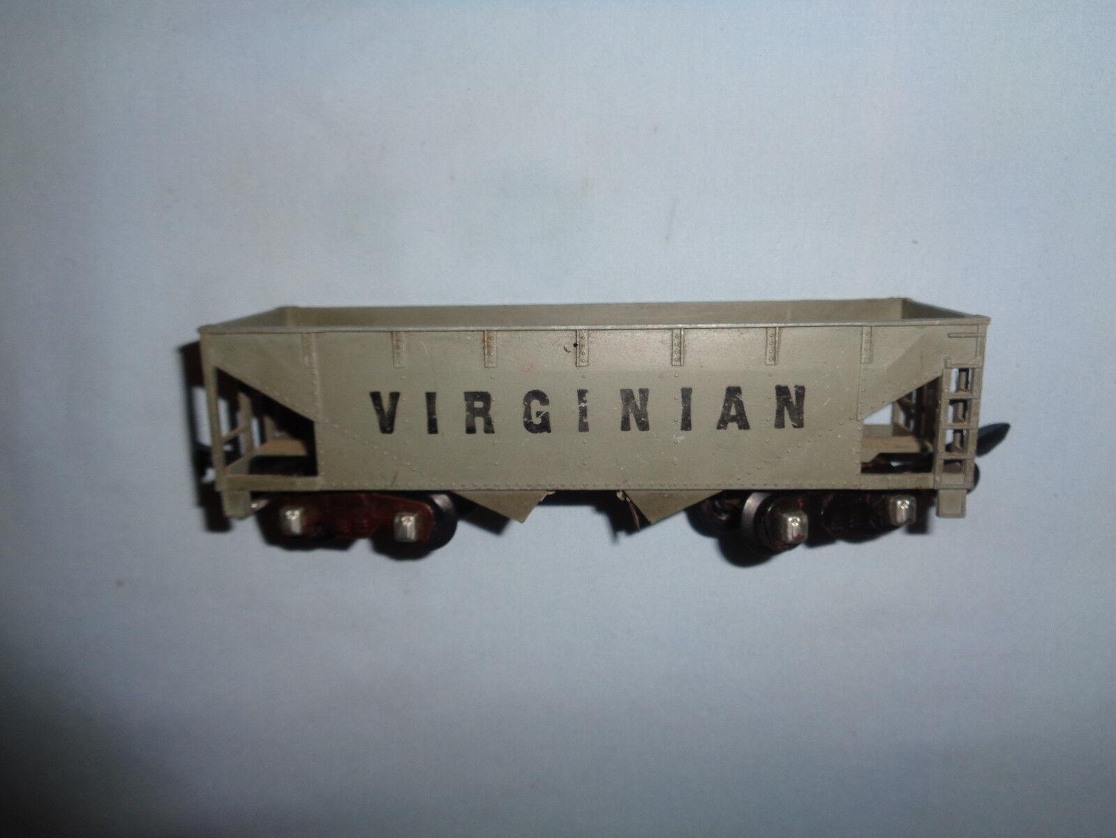 American Flyer  632 Virginian Die-cast Hopper Car