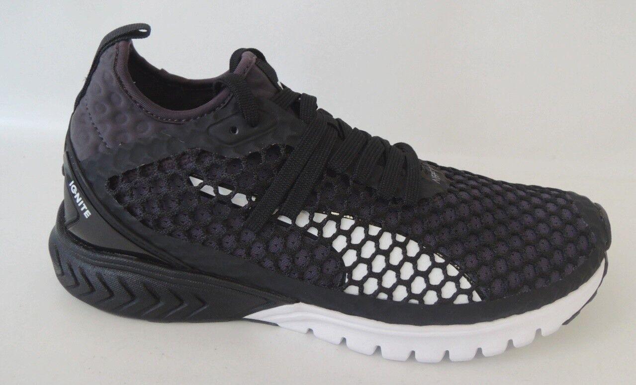 NEU Puma Ignite Dual Netfit Gr. 40 Socken Laufschuhe Running Schuhe 190002-03