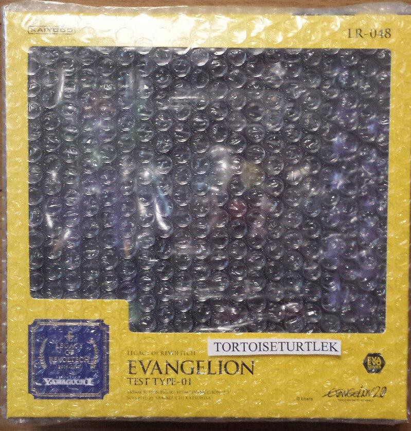 Legacy of Revoltech Evangelion LR-048 Test Type 01  UNIT 01 azione cifra 100  essere molto richiesto