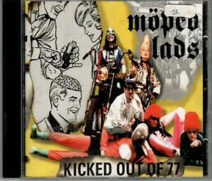 CD - MÖPED LADS: Kicked out of 77 (title says it all !)