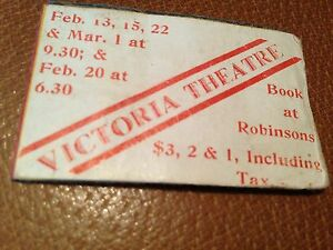old-match-box-top-victoria-theatre