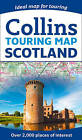 Scotland Touring Map by Collins Maps (Sheet map, folded, 2016)
