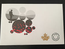 2015 Remembrance Coin Pack Flanders Fields and Poppy - Empty Envelope - No Coin