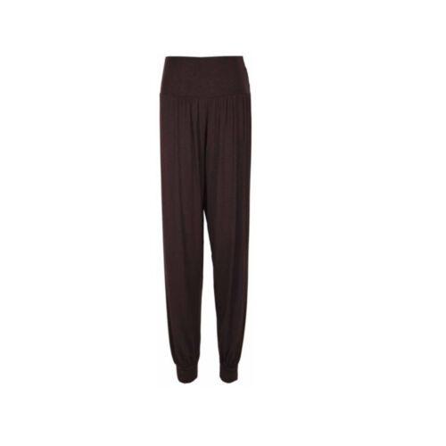 femmes pantalon sarouel Ali Baba bouffant Legging grande taille 8-26