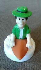 Yogi Bear Ranger Rick Wendy's Kids Meal Toy Figure