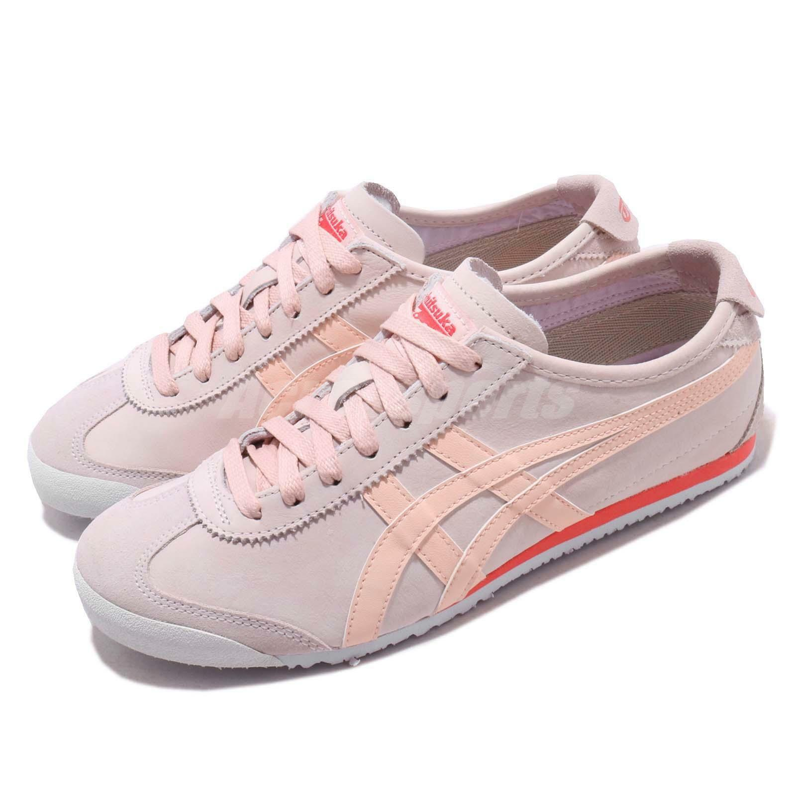 Asics Onitsuka Tiger Mexico 66 bleush Breeze Rose Hommes Femmes Chaussures 1183A359-701