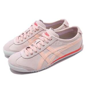 finest selection dd75d 357cf Details about Asics Onitsuka Tiger Mexico 66 Blush Breeze Pink Men Women  Shoes 1183A359-701