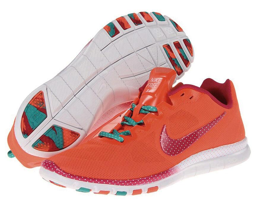 2013 Nike Free advantage Mesh caf 3.0 talla 40 us 8,5 flyknit 579964-600 TR fit RN