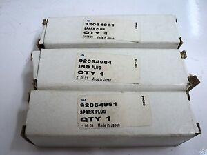 Spark-Plugs-NGK-BPR6EF-13-GM-P-N-92064961-Qty-of-3