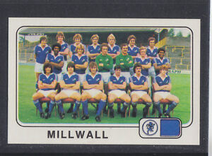 Panini-Fútbol 79 - # 404 Millwall Team Group  </span>