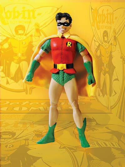 DC DIRECT First Appearance Collection__First Appearance ROBIN figure__Series   2
