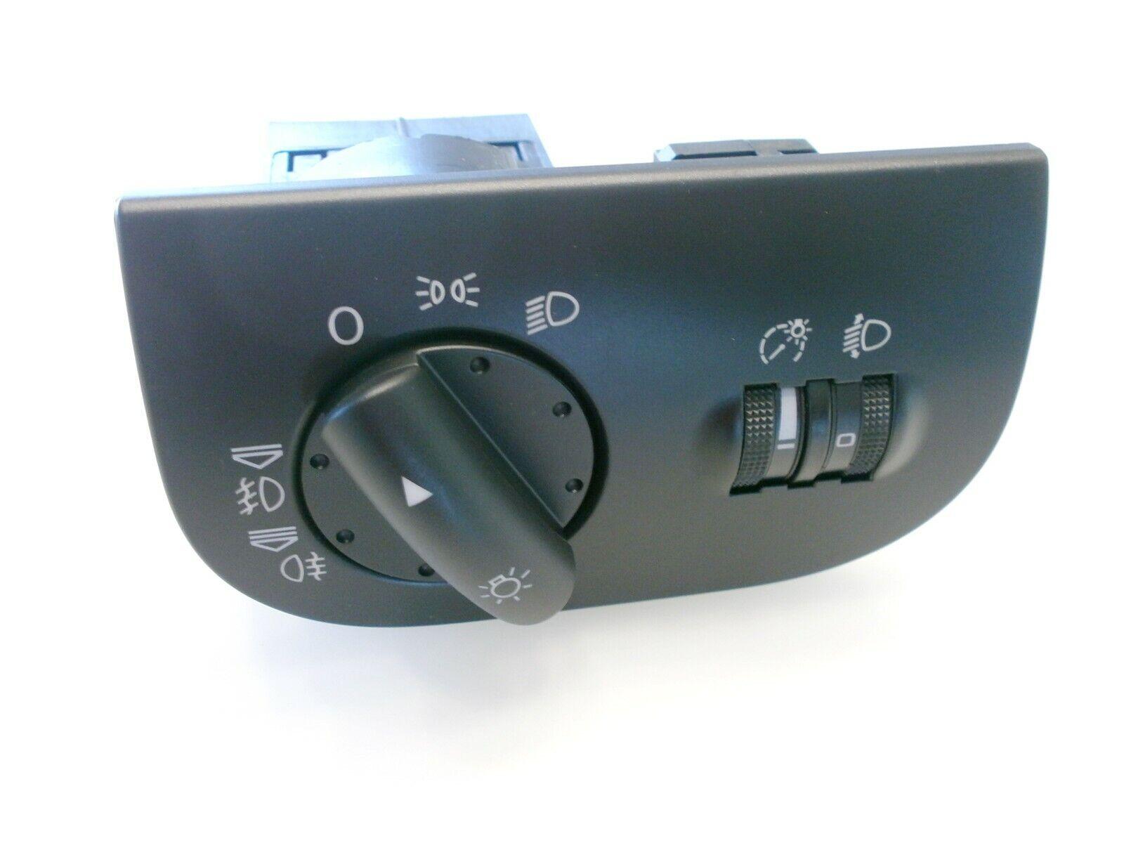 Lichtschalter Audi TT 8N Schalter Regler Beleuchtung NSW NSL 8N1941531