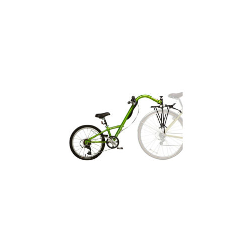 Burley Piccolo 7-Speed Trailercycle Green
