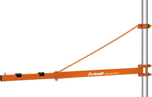 300kg UNICRAFT Wandschwenkarm WSA 300-1100-2 Auslegearm Tragkraft max