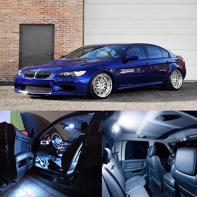 xi 330i 335i xi M3 18x BMW 3 Series E92 White LED Interior lighting kit 328i