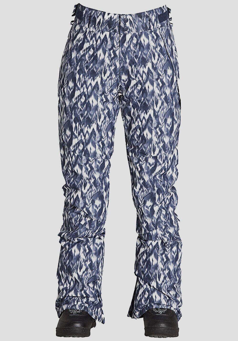 BILLABONG Women's MALLA Snow Pants -  IKB - Medium - NWT  new exclusive high-end