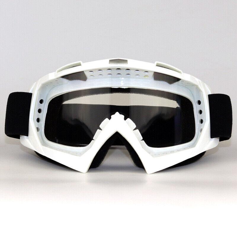 ONEAL B-Flex Goggle White Moto Cross Goggles Mountainbike DH MTB MX DOWNHILL QUAD