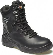 Dickies Quebec Unlined Safety Boot - Steel Toe-Cap Boots (Sizes 6-12 FD23376)