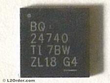 5x NEW BQ24740 BQ 24740 QFN 28pin Power IC Chip (Ship From USA)