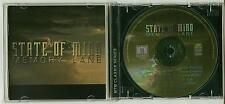 STATE OF MIND - ´´MEMORY LANE´´ - GREAT SWEDISH MELODIC METAL CD 2004