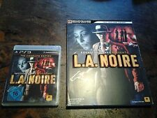 L.A. Noire Complete Edition PS3 inkl. Lösungsbuch Bradygames Guide