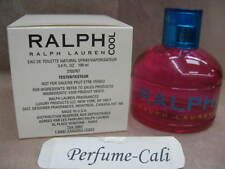 RALPH LAUREN COOL 3.4 FL oz / 100 ML Eau De Toilette Spray White Box