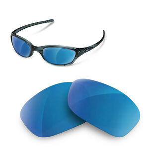 ce250103598c Polarized Replacement Lenses for oakley fives 2.0 blue mirror color ...
