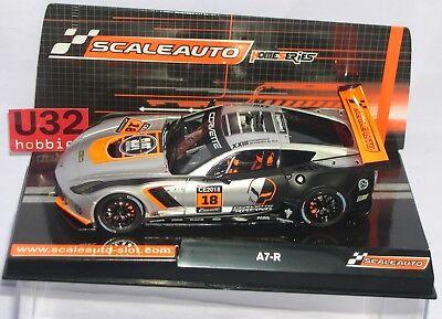 Shop For Cheap Scaleauto Sc-6230 Corvette A7-r #18 Sonder Meisterschaft Spanien 2018 Lted.ed Fast Color Spielzeug