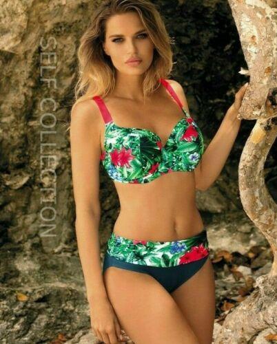 44 Cups E,H Eleganter Big Cup,Vollcups Bikini Self Gr Mod.996 B Neu