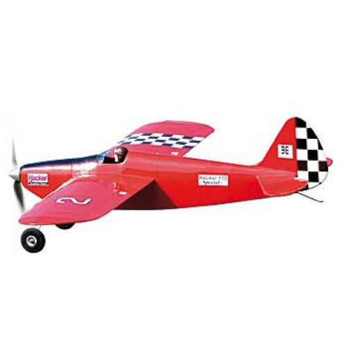 RC-Plano de edificio piratas informáticos Racer 115 Special plan de modelismo
