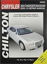 2005-2010 Chrysler 300 Dodge Charger Magnum Repair Service Workshop Manual 20565