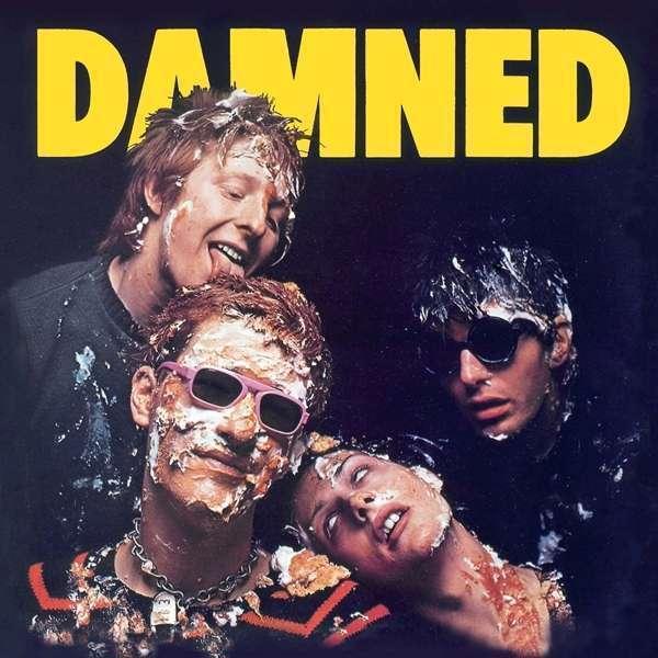 The Damned - Damned Damned Damned (2017- R Nuevo LP