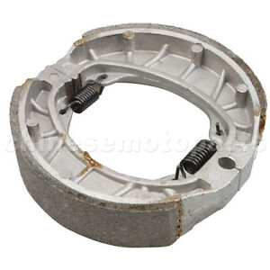 S L on Gy6 Scooter Rear Brake Drum For 10
