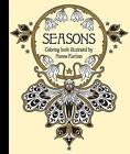 Seasons Coloring Book by Hanna Karlzon (Paperback, 2017)