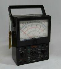 Simpson 260 Series 6xlp Overload Protected Volt Ohm Multimeter