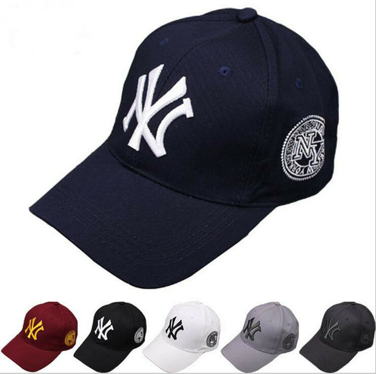 84eca413837 NEW Unisex New York NY Yankees Baseball Mens Women Hat Sport Snapback Cap  Cotton