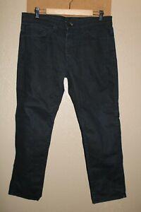 """LEVI'S 511 Mens 34""""W 30""""L blue SKINNY Jeans/Pants Combine ship Discount"""