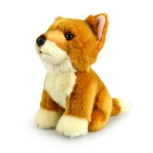 LIL-FRIENDS-DINGO-PLUSH-SOFT-TOY-18CM-STUFFED-ANIMAL-BY-KORIMCO
