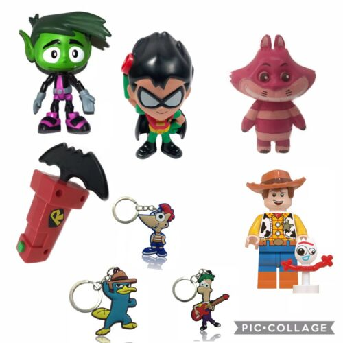 Doll Action Figures Figurine Playset TV Disney Channel Cartoon Characters Toys