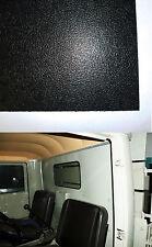 Unimog Froschauge Rückwand innen Karosseriepappe schwarz strukturiert U401 U411