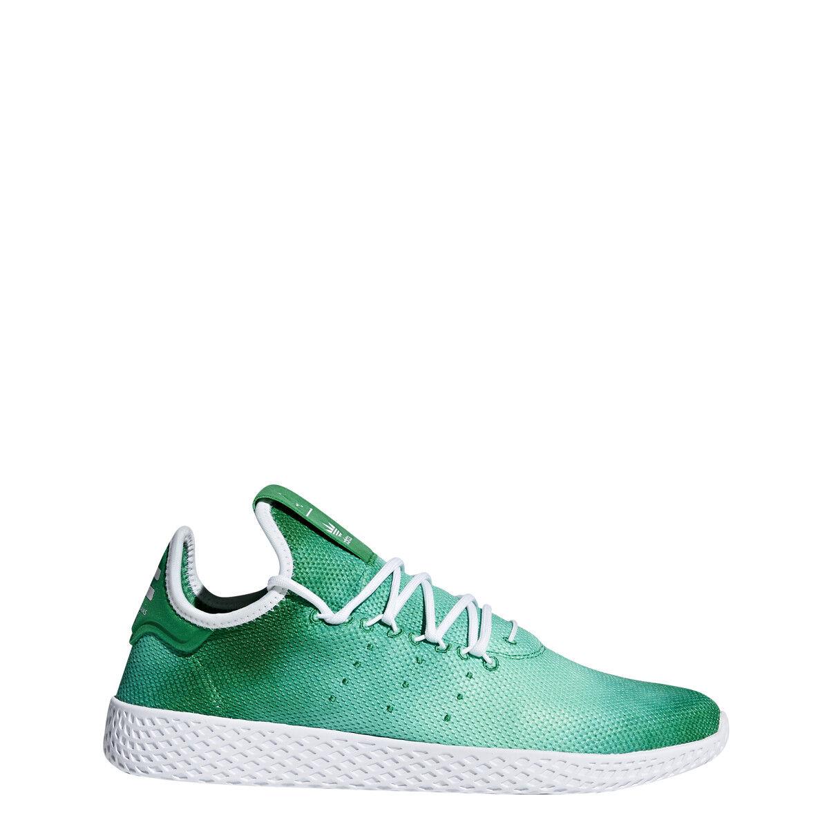 Adidas Uomo pw hu holi tennis hu verde / bianco / in bianco - da9619 correre