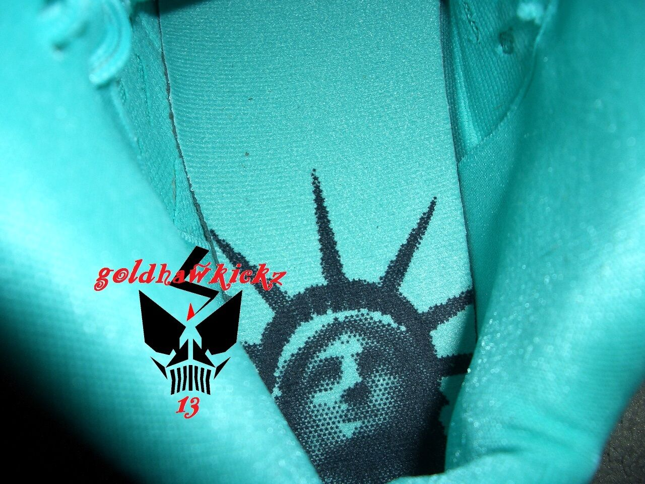 Nike Hyperposite Statue Of Liberty SOL SOL SOL 10 galaxy barkley foamposite rondo 6effd3