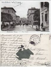# MONTECATINI TERME: VIALE VERDI - 1933