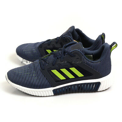 best sneakers ee3f8 69e34 Adidas ClimaCool Vent M Navy/Lime/Legink Breathable Running ...