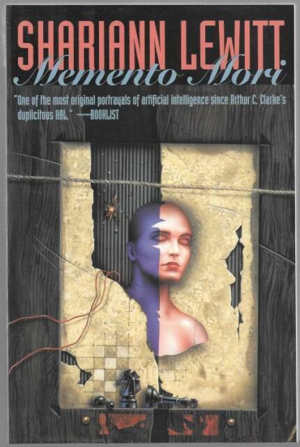 Memento Mori by Shariann Lewitt (First Printing)