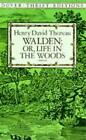 Walden; Or, Life in the Woods by Henry David Thoreau (Paperback, 1995)