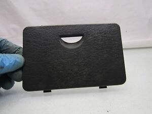 s l300 jeep cherokee xj 84 01 facelift interior fuse box cover lid top